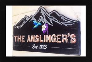 1 Anslingers